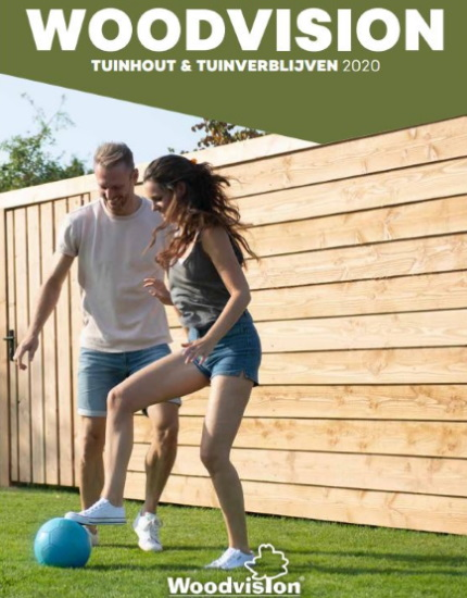 Woodvision Tuinhout brochure 2020